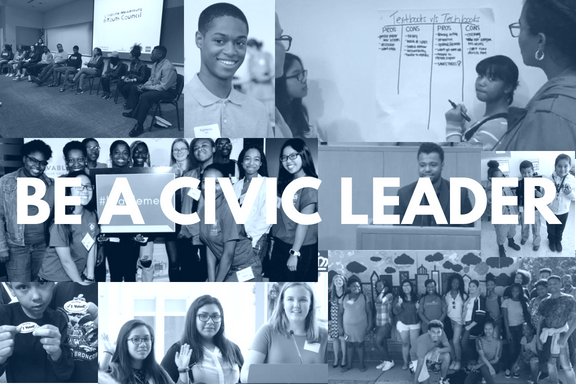 Will you help develop the civic leaders of tomorrow?