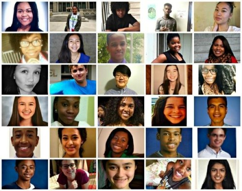 Civic leadership opportunities for high school students